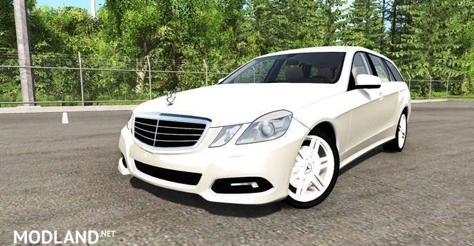 Mercedes-Benz E250 CDI Estate (S212) [0.8.0]